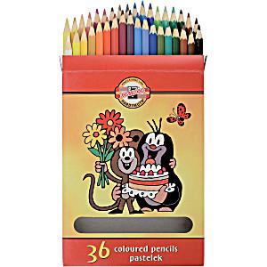 Набор цветных карандашей Koh-i-Noor Крот