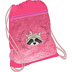 Мешок для обуви Енот 336-91 Miss Racoon